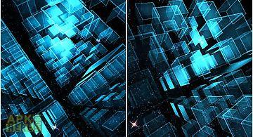 Matrix 3d cubes 3 trial lwp Live..