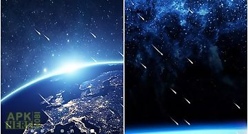 Meteor shower by top  hq Live Wa..