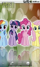 my little pony wallpaper android