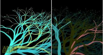 Plasma tree Live Wallpaper