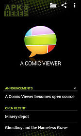a comic viewer