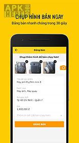 cho tot - shopping, buy & sell