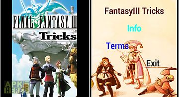 Final fantasy iii tricks