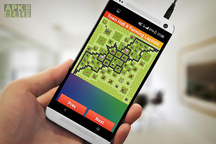 guide for clash of clans: maps