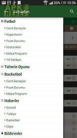 sahadan live scores