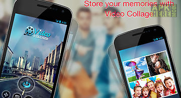 Video collage - video editor