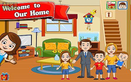 my town : home dollhouse