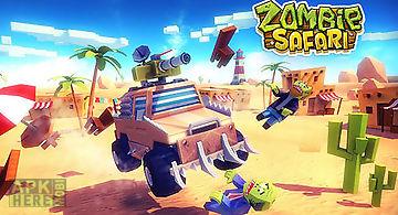Zombie offroad safari