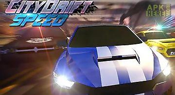 City drift: speed. car drift rac..