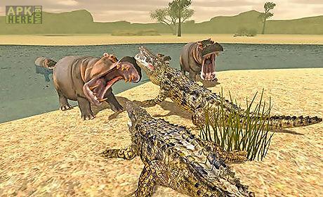 furious crocodile simulator