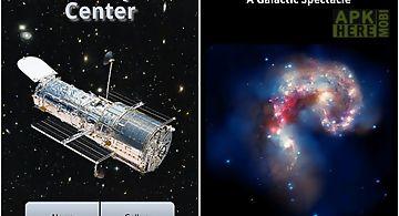 Hubble space center