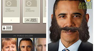 Beard photobooth
