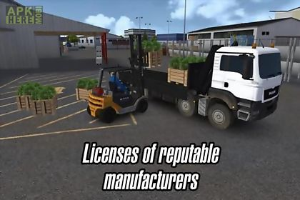 Construction simulator 2014 transparent for Android free