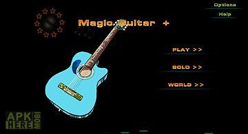 Magic guitar +
