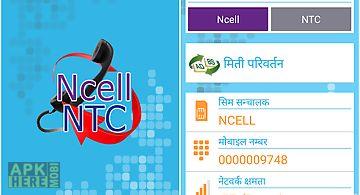 Ncell nepal telecom app