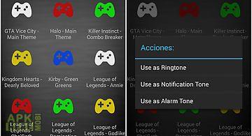 Videogame sounds