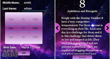 Complete numerology horoscope