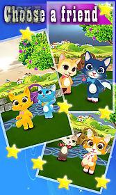 cute kitty: my virtual cat pet
