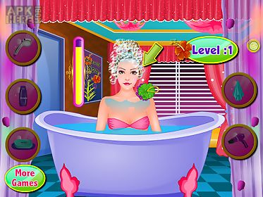 eyes spa girls games