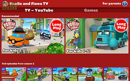 paulie and fiona free tv