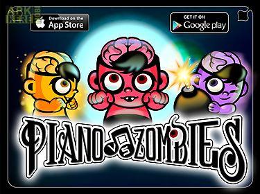 piano vs. zombies™