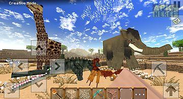 Savanna craft 2: safari