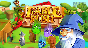 Fable rush: match 3