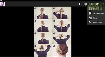 Hairstyles haircut & tutorials