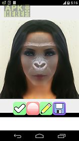 change face to animal