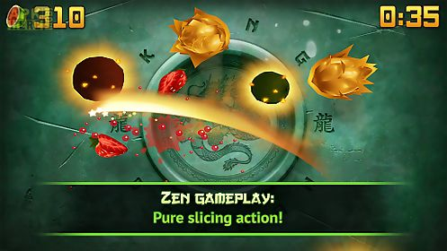 Fruit ninja for Android free download at Apk Here store