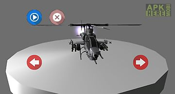 Helicopter game 3d