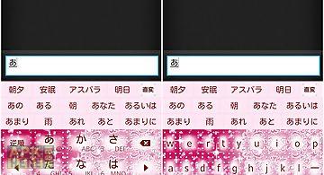 Lacepink2 keyboard skin