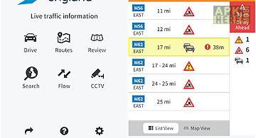 Live traffic info