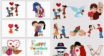 Lovestickers - chat stickers