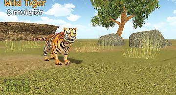 Wild tiger simulator 3d