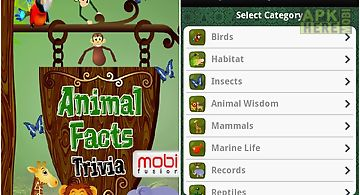 Animal facts trivia