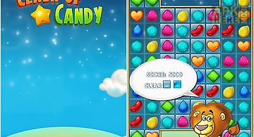 Clash of candy