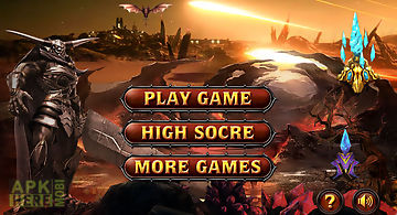 Hell fire-tower defense games