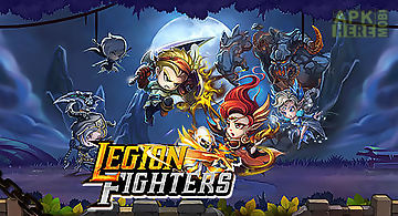 Legion fighters