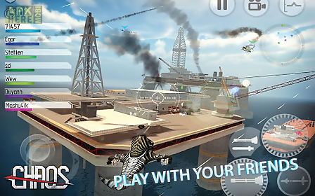 Chaos combat helicopter 3d for Android free download at Apk