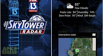 Fox 13 skytower radar