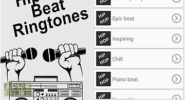 Hip-hop beat ringtones