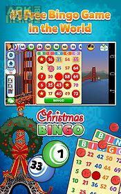 holiday bingo - free