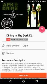 tableapp restaurant bookings