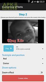 thuglife video creator