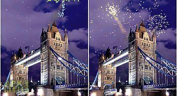 Tower bridge fireworks live