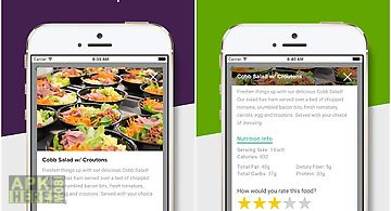 School menus by nutrislice