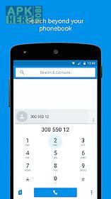 truedialer - phone & contacts