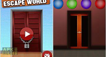 100 doors: escape world
