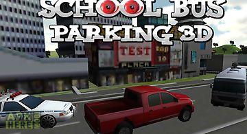 City school bus parking game